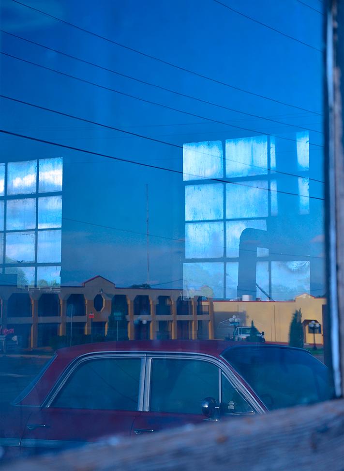 Storage, Shamrock, TX, 2013