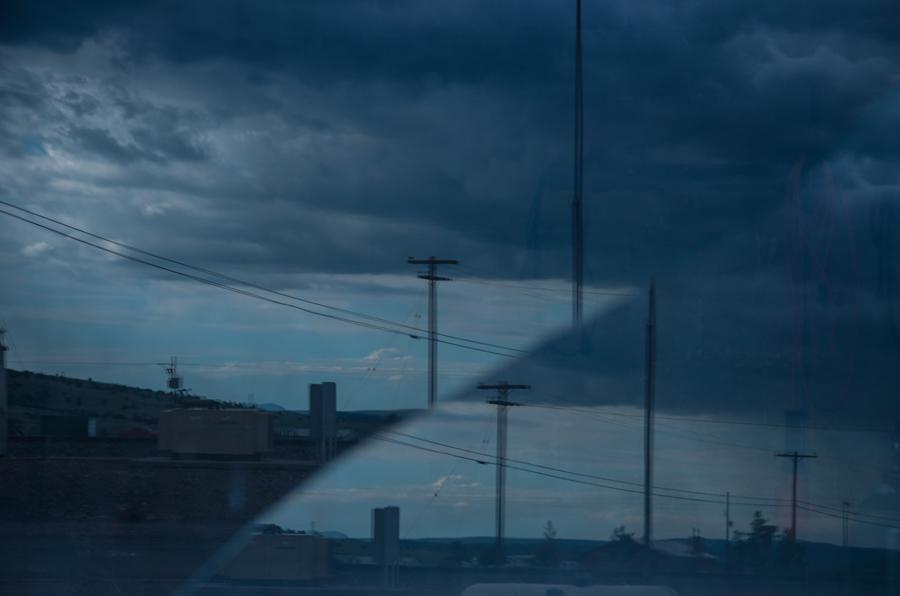 Double Vision, Seligman, AZ, 2014